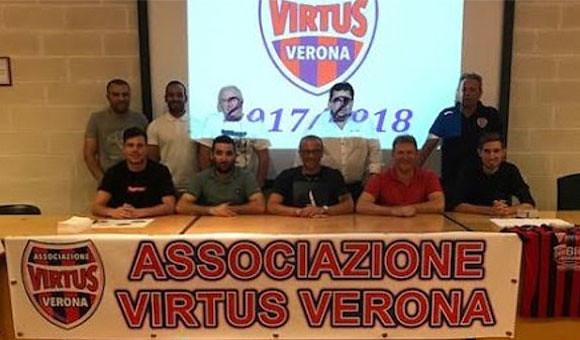 Promozione: Polisportiva Virtus, definito lo staff tecnico
