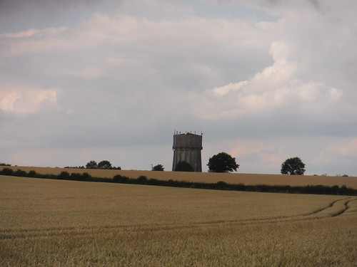 Meppershall Water Tower