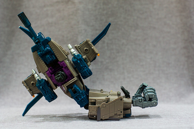 Vortex Combiner Mode 1