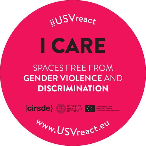 USVreact campaign badge