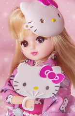 Willow - Licca Hello Kitty