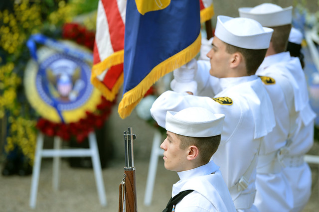 2017 Annual Wreath Laying Ceremony