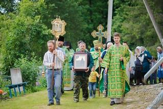 Божественная литургия а290