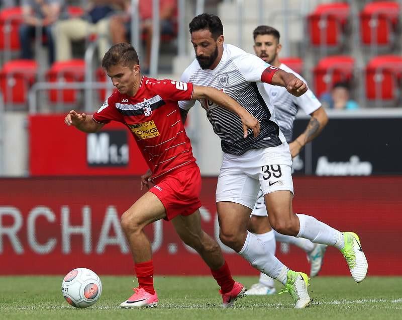 22.07.2017   FC Rot-Weiß Erfurt vs. SC Preußen Münster 1-1, Foto: Frank Steinhorst-Pressefoto