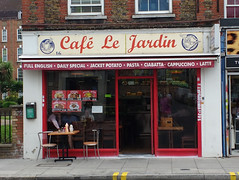 Picture of Cafe Le Jardin, E1 7LA