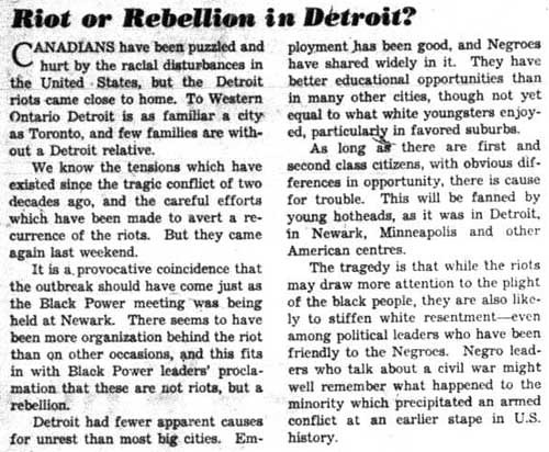 lfp 1967-07-24 riot or rebellion editorial