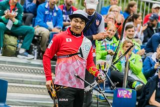 Archery Finals Men
