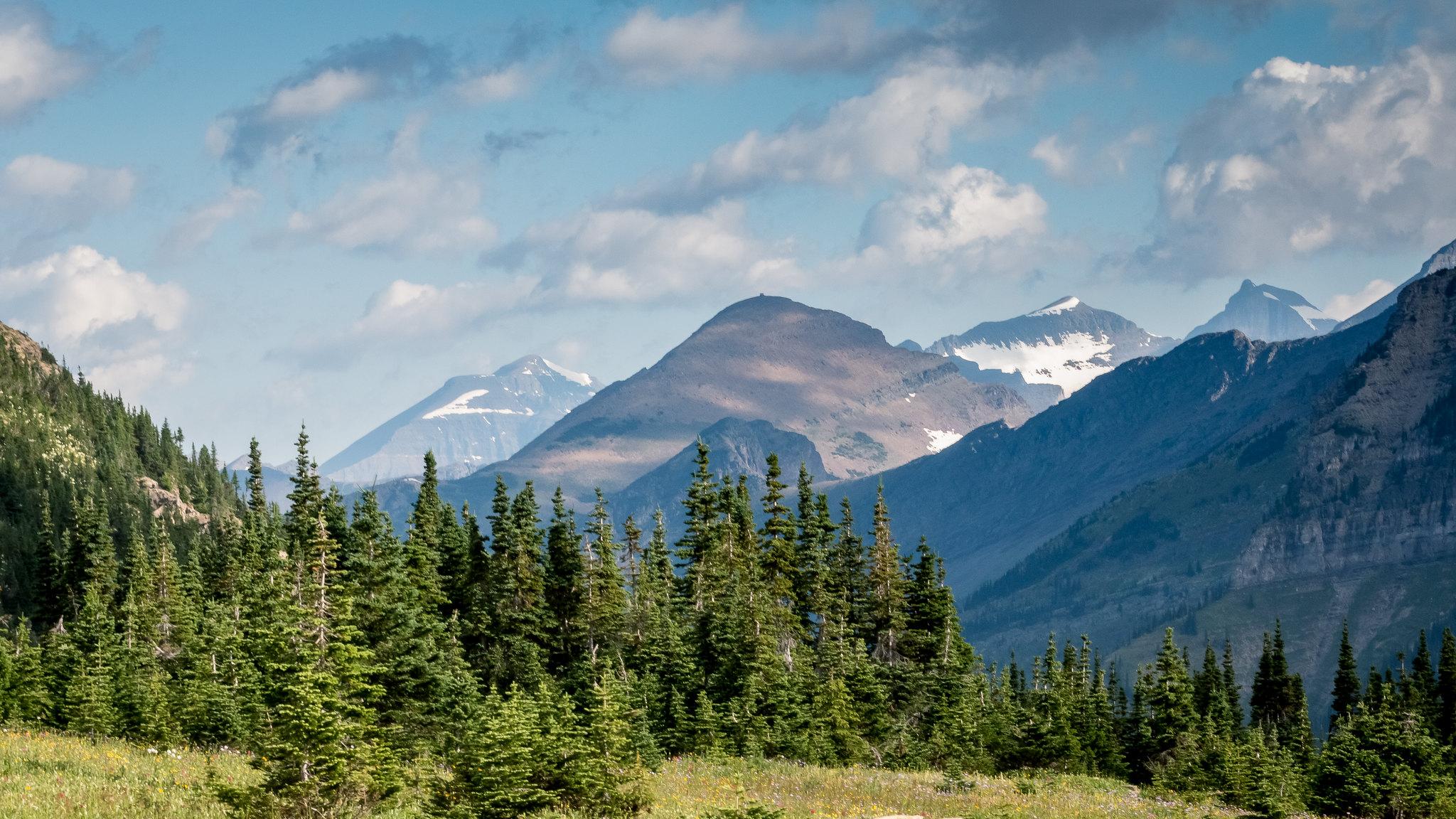 Glacier NP - Montana - [USA]
