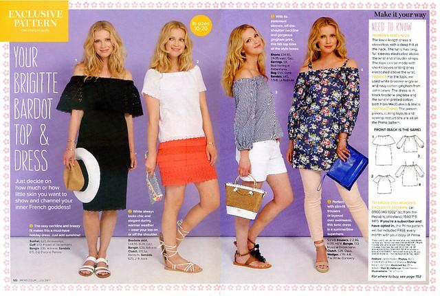 Prima Magazine - Pattern, July 2017 (02)