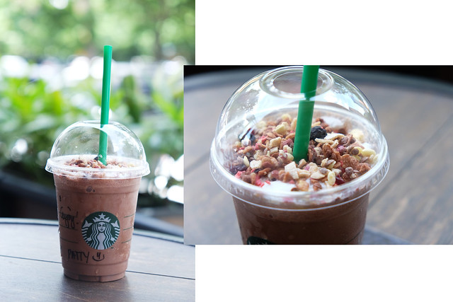 Patty Villegas - The Lifestyle Wanderer - Starbucks Philippines - July 2017 - Granola Dark Mocha Frappuccino -1