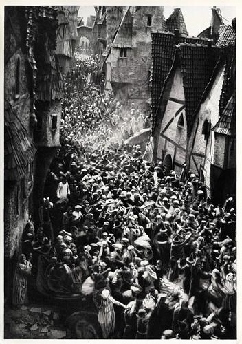 Scene from Der Golem, wie er in die Welt kam (1920)