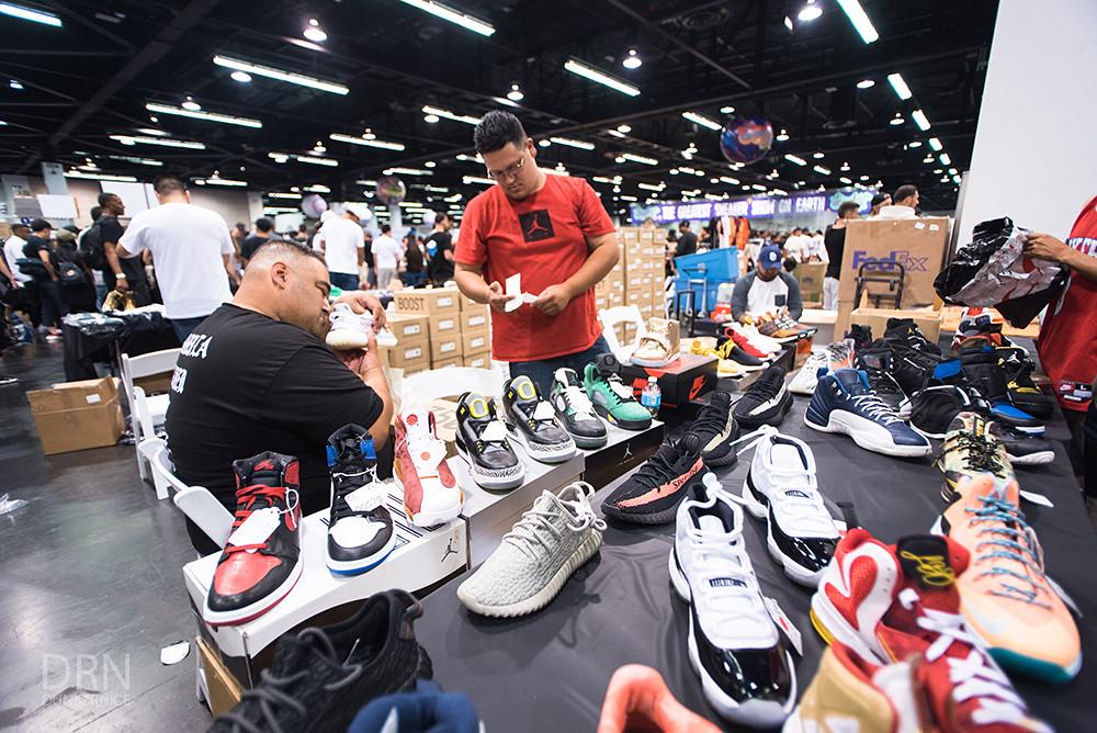 Sneakercon LA - 07.23.17