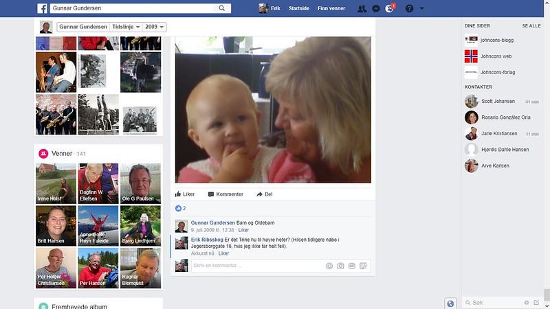 mer fra facebook gundersen
