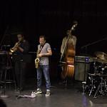 July 1, 2017 - 2:05pm - Ambrose Akinmusire Quartet @ Moss Theater 6.14.17  Images ©2017 Bob Barry