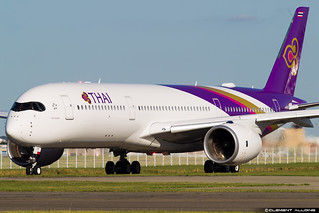 Thai Airways International Airbus A350-900 cn 123 F-WZGB // HS-THF