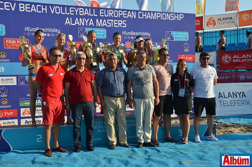 2017 CEV Bayanlar Plaj Voleybolu Avrupa Şampiyonası-6