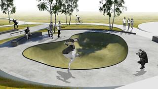 Cameron Park Skate Park