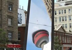 Calgary Tower Mirror
