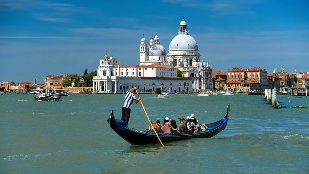 Venezia: Santa Maria della Salute