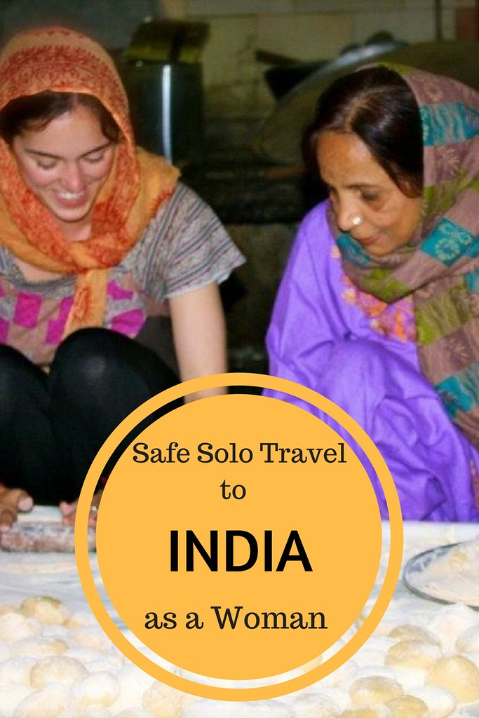 Safe Solo Travel to India as a Woman