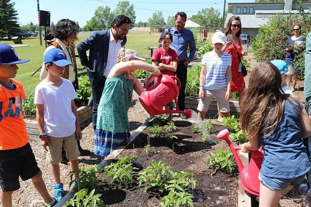 Provincial community grants support non-profit projects across Alberta