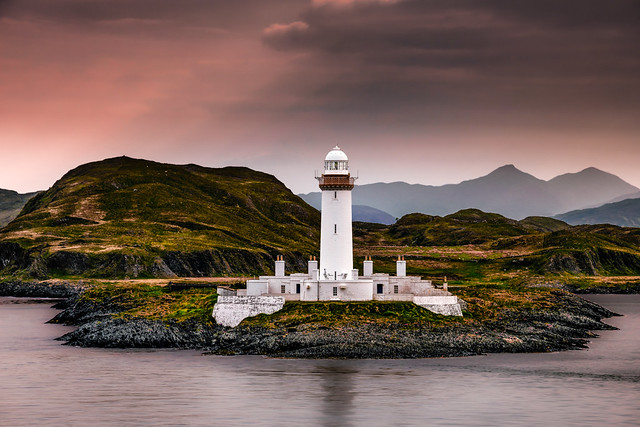 Morning Light over Lismore Lighthouse