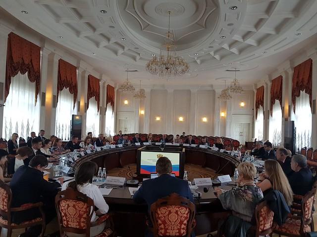 IX Comisión Mixta Intergubernamental entre Chile y Rusia 2017