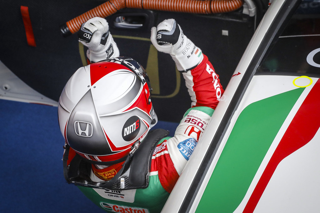 MICHELISZ Norbert (hun) Honda Civic team Castrol Honda WTC ambiance portrait during the 2017 FIA WTCC World Touring Car Race of Argentina at Termas de Rio Hondo, Argentina on july 14 to 16 - Photo Francois Flamand / DPPI