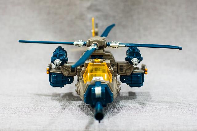 Vortex Helicopter Mode 3
