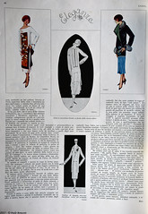 Sfogliando il numero di Natale di Lidel dell'anno 1924