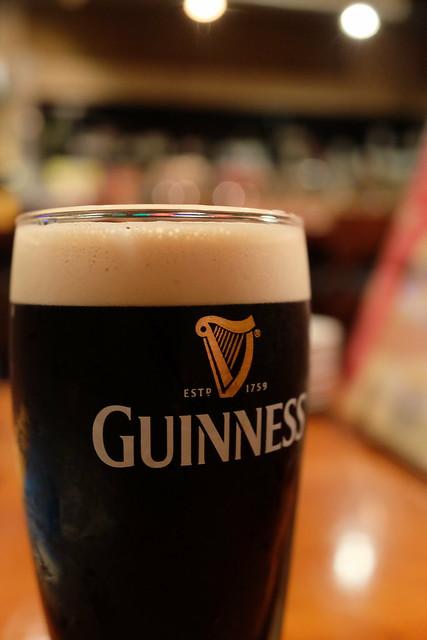 draft Guinness