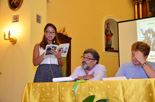 Presentazione libro Rino Marotta Storia di un incontro imprevisto