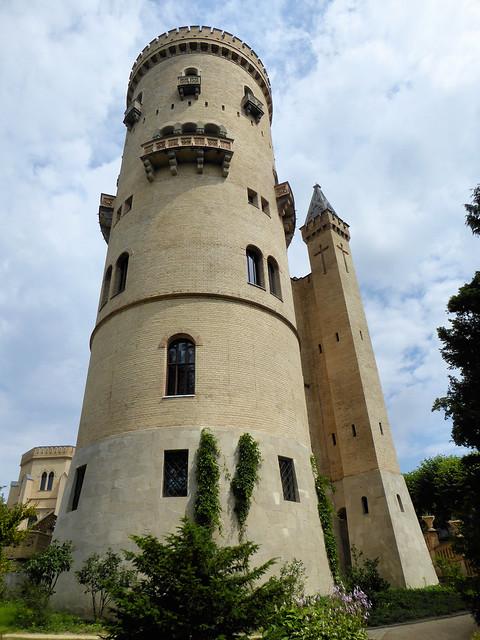 Schloss Babelsberg, Panasonic DMC-TZ61