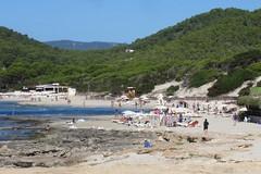 Playa Las Salinas ....... Ibiza