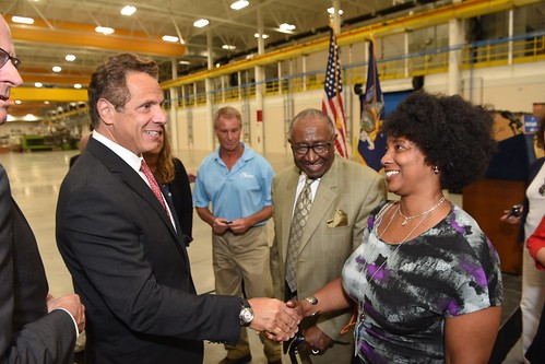 Governor Cuomo Announces Completion of $31.6 Million Tessy Plastics Expansion in Onondaga County