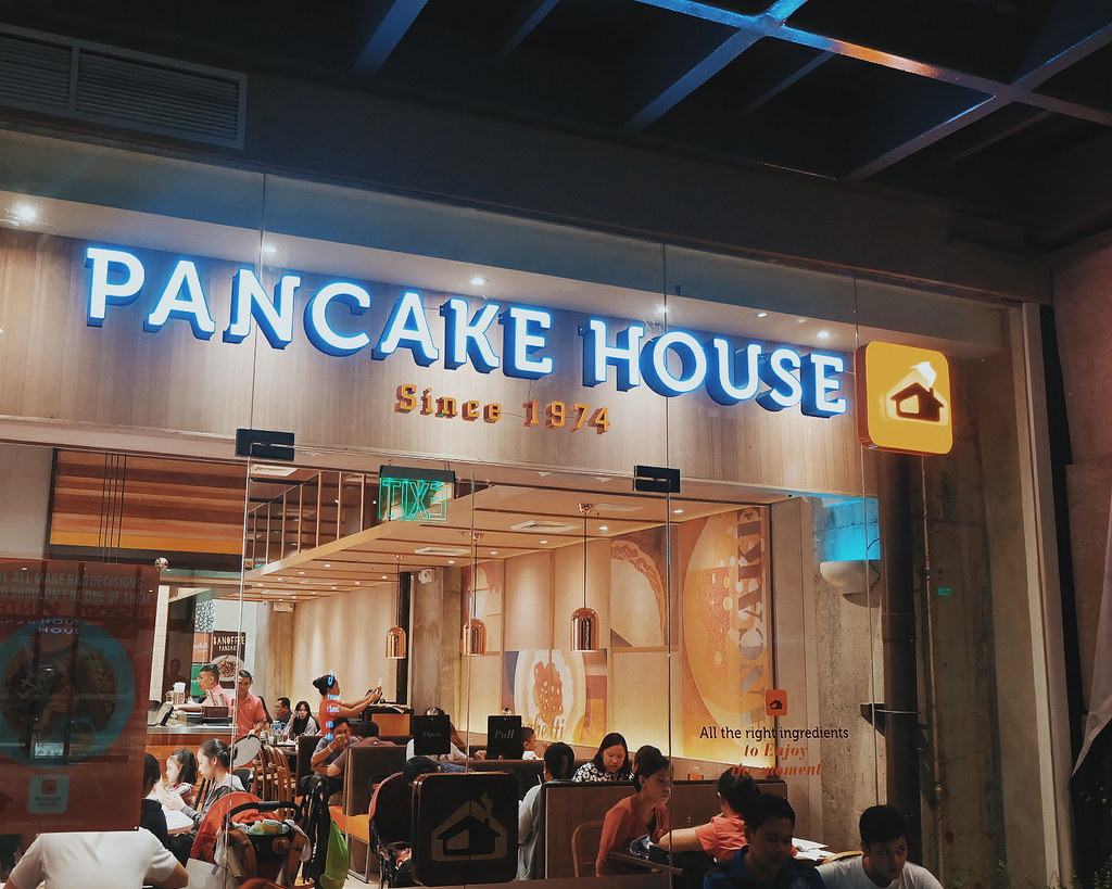 Pancake Store at Ventris North, Ayala Malls.