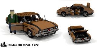 Holden HQ SS V8 - 1972
