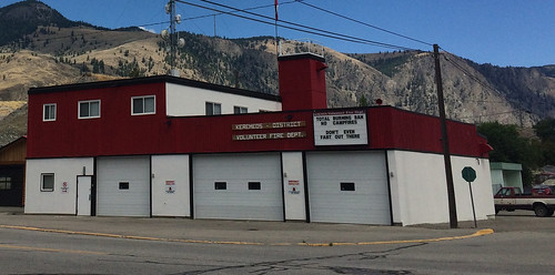 Keremeos fire hall