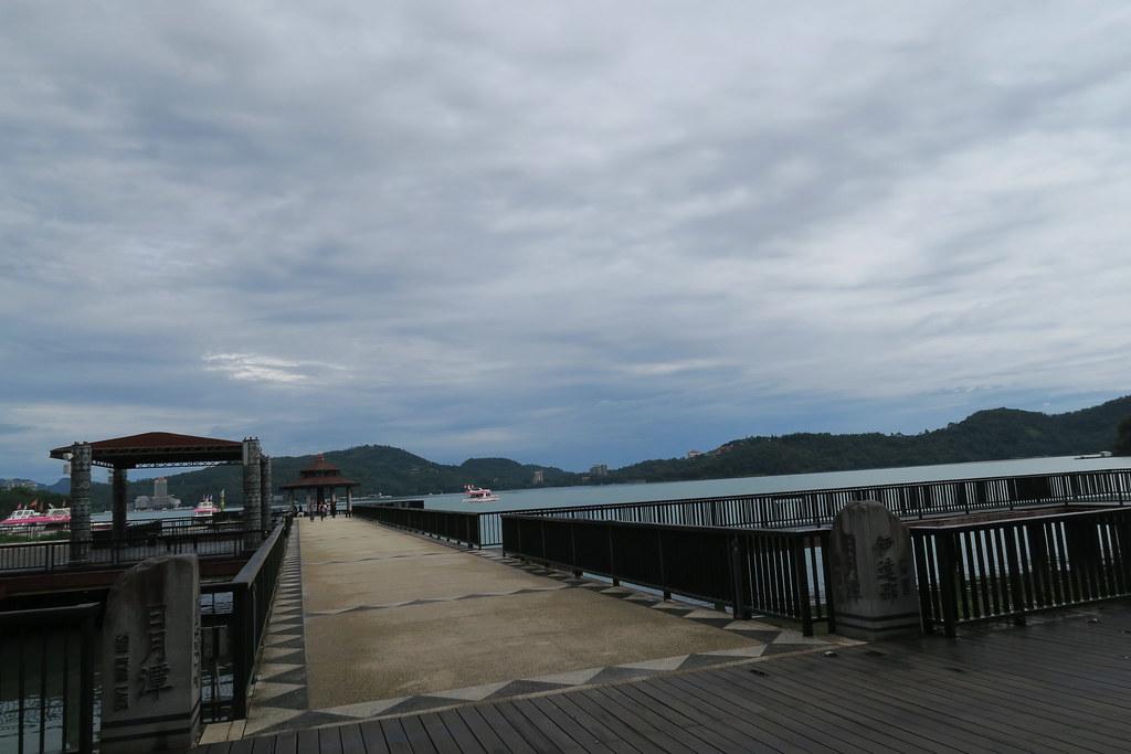 日月潭遊湖 (3)