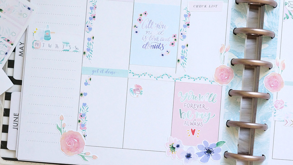 Plan With Me: All About Love