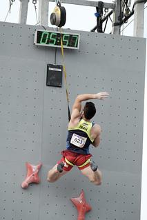Speed Climbing - Men Finals