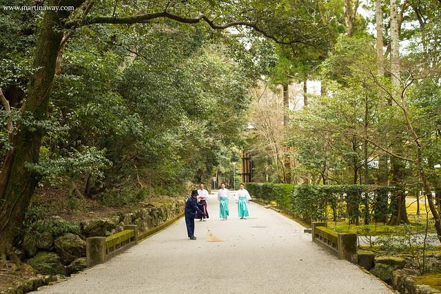 Santuario di Ise - Naiku