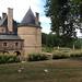 La paix des canards — château de Bussy-Rabutin, Côte-d
