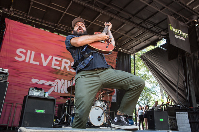 Silverstein @ Vans Warped Tour 07/16/2017, Columbia, MD