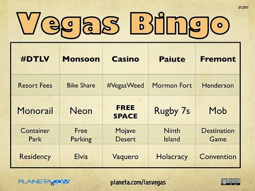 Vegas Bingo 07.2017