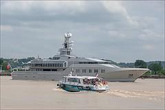 Yacht SKAT
