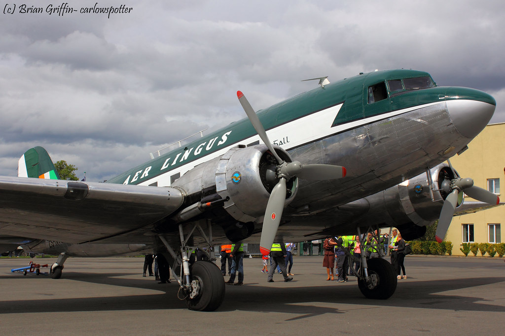 ZS-NTE | Springbok Classic Air | Douglas DC-3 | EIWT | 21-07-2017
