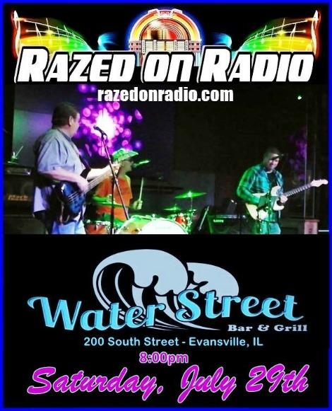 Razed On Radio 7-29-17