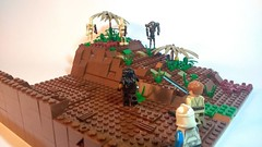 Star Wars Lego MOC Battle of Devaron