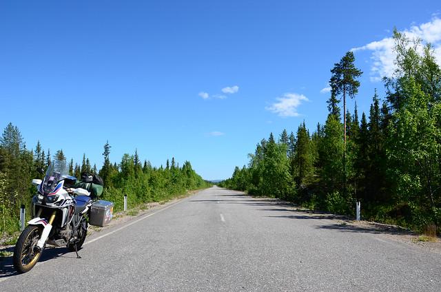 Alakurtti road, russia 2
